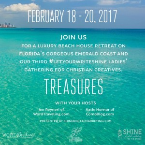 Florida ladies writing retreat february 2017