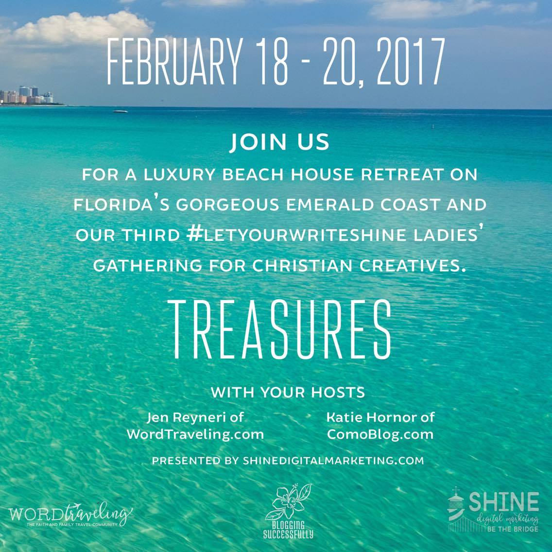 let your write shine retreat